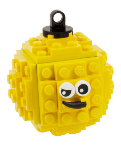 Facial Palsy Lego Bauble